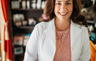 Dr. Victoria Morin MD at DayDreams Day & Medspa