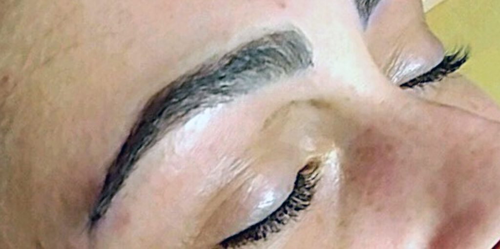After Microblading @ DayDreams